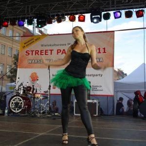Warszawskie Street Party 2011, Formacja Salsa Show