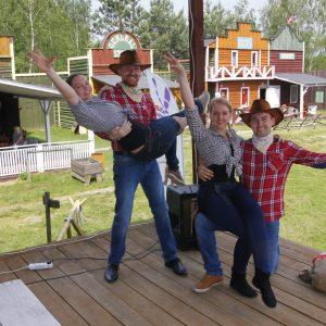 Tańce kowbojskie
